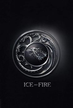 Ice and Fire sigil - Game of Thrones, the ultimate geek culture thrill Game Of Thrones Tattoo, Tatuagem Game Of Thrones, Dessin Game Of Thrones, Arte Game Of Thrones, Game Of Thrones Party, Game Of Thrones Dragons, Game Of Thrones Quotes, Game Of Thrones Funny, Geek Culture