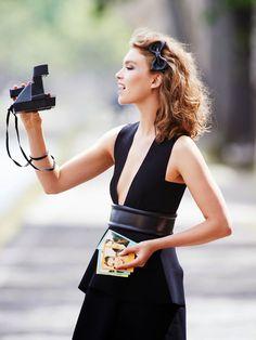 """The Modern Duchess: Preview """"Vogue Paris September 2014"""""""