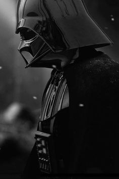Vader contemplates the meaning of his life and wishes he'd made better choices. Can't go back, my man, can't go back.
