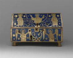 Reliquary, Front  http://www.metmuseum.org