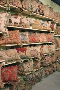 High Point Fall Market~part 1 - French Country Cottage French Country Bedding, French Country Bedrooms, French Country Furniture, English Country Decor, French Country Cottage, French Country Style, Cottage Style, French Country Fabric, French Country Interiors