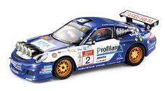 """Scalextric - Porsche 911 GT3 Rally """"Champion"""""""