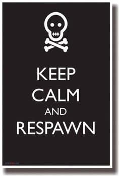 Keep Calm and Respawn - NEW Humor Poster demotivators motivational posters humor poster Aviation Technology, Aviation Humor, Go Online, Online Travel, Cheap Motels, Playstation, By Plane, Keep Calm Quotes, Motivational Posters