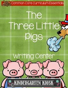 three little pigs inc solution The super readers fly into the three little pigs story and come face to face with  the big bad  wolf in capitals and lower case on individual index cards eight.