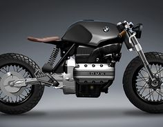 BMW k100 personal project