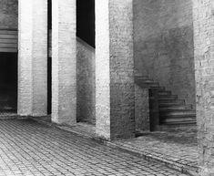 St. Benedictusberg Abbey in Mamelis in Vaals, 1956–1968 by Dom Hans Van der Laan