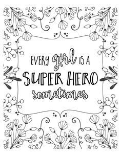 FREE Super Hero Coloring Pages. Get the free download at lilluna.com