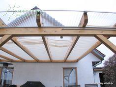 Sonnenschutz Terrassenüberdachung | Peddy Shield