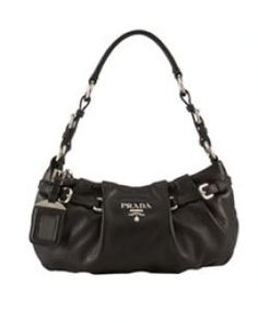 black prada bags hobo - Google Search