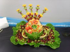 Beautiful Fruit Platters | Dake's Wedding Catering