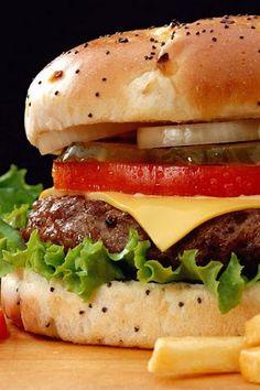 Eat a Kermans Hamburger #instamburger