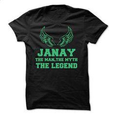 JANAY - The Man The Myth The Legend - #sweater dress #sweater scarf. BUY NOW => https://www.sunfrog.com/Names/JANAY--The-Man-The-Myth-The-Legend.html?68278