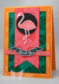 Nicole Wilson Independent Stampin' Up!® Demonstrator: ESAD 2016 Annual Catalogue Blog Hop