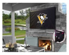 Pittsburgh Penguins NHL TV Cover