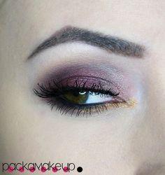 Golden Horn #inglot #makeuprevolution