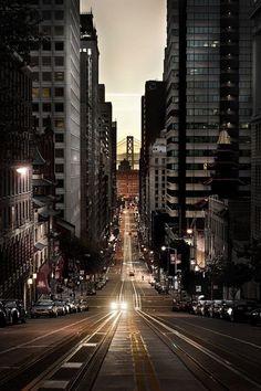 Beautiful city of San Francisco - San Francisco Feelings