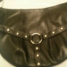 ❤HUGE SALE 😚 ❤ XOXO PURSE❤ 💋Adorable black and silver bag.💋 It has silver studs on front and handle. 💋It is approximately 13 in wide by 10 in top to bottom.💘 It is like new condition.💋 Comes from a smoke-free and pet-free home.💋 XOXO Bags Shoulder Bags