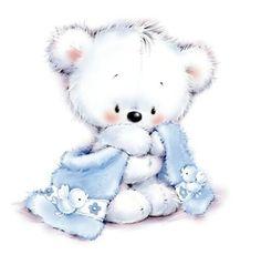 Lovely little bear - Marina fedotova