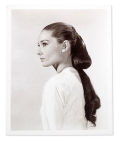 Audrey THE UNFORGIVEN, 1960
