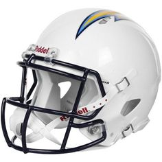 Riddell San Diego Chargers Revolution Speed Full-Size Authentic Football Helmet
