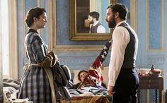 With 'Mercy Street,' PBS Mounts First Home-Made Drama in 13 Years