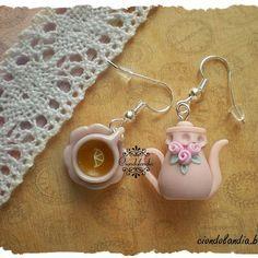 Tea time!! Scroll left to see all possibilities! Direct message me for more info #polymerclay #fimo #fimoclay #fimoart #fimocreations #foodie #charms #foodcharms #miniaturefood #fakefood #fattoamano #bandofun #bijouxhandmade #mycreativebiz #handmadeaccessories #handmadewithlove #handmadejewelry #jewels #jewelry #earrings #orecchinifattiamano #teatime #miniature #miniaturefoodjewellery #foodporn #creativityfound #handmade #bijouxgourmands #sculpey #foodjewelry