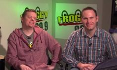 A Day in the Life of a Radio DJ with Sean Streicher.Froggy 99.9 morning show hosts Whiskey and Randy have some of the most recognizable voices on Delmarva. After all, they've been entertaining people together since 2010 when they were first teamed up to host a sports show.