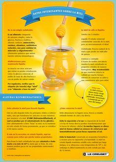 Sabías que… ¿al calentar la miel para hacerla líquida pierde valiosas propiedades?   Tarro para miel de 470 ml. de cerámica de gres disponible en: @Kathy Stern Bakery en El Palacio de Hierro (Interlomas, Coyoacán) y en Premium Outlets Punta Norte.