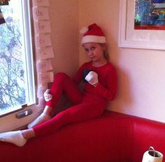 elf on the shelf costume...