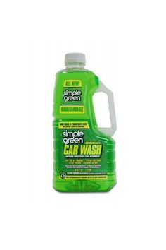Simple Green Car Wash – Good Housekeeping Seal-holder Simple Green's auto cleaner cuts through dirt, grime and grease (even bugs!) to leave your car with a polished, streak-free shine. Use it on everything from SUVs and trucks to motorhomes and ATVs. ($5, amazon.com). Click through for the entire gallery and for more road trip essentials.