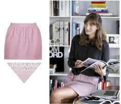 Falda París! Ideal para conseguir un look romántico&chic :-) #Rebajas de hasta el 40% en nuestra tienda online: http://www.orelse.es/faldas-y-vestidos/35-falda-paris.html #orelsebarcelona #sales #moda #mujer #faldarosa #pink