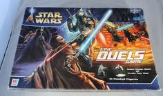 Star Wars Epic Duels Game 2002 Milton Bradley Used Missing Some Pieces #MiltonBradley