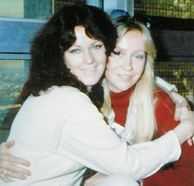 Frida and Agnetha - True friends 1979