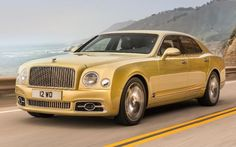 2016 Bentley Mulsanne driven: the most luxurious saloon in the world