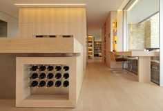 Kitchen AL17 by Holzrausch - fitted kitchens - design at STYLEPARK