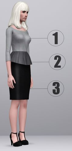 Mod The Sims - The Isabella Dress