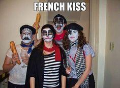ha ha ha.(french laugh)