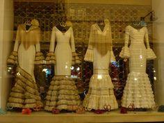 flamenco / traditional dresses Sevilla Spain, Seville, Traditional Dresses, Fashion, Flamenco, Moda, Seville Spain, Sevilla, Fashion Styles