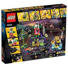 LEGO - El Parque de atracciones del Joker, multicolor (76035) - http://comprarparaguas.com/baratos/gigante/lego-el-parque-de-atracciones-del-joker-multicolor-76035/