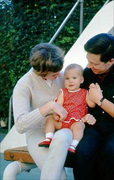 Julie Andrews, Emma Walton and Tony Walton