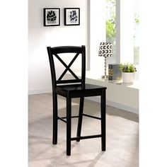 Add some seating to your kitchen island bar area with a counter height bar stool. We have all styles of counter height bar stools at discounted prices. Counter Height Bar Stools, 30 Bar Stools, Black Counters, Black Bar Stools, Black Stool, Dining Room Bar, Kitchen Dining, Kitchen Stools, Kitchen Island