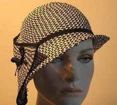 Spring Cloche Hats | ... Cloche Bell Bonnet Hat - 2010 ANDRE Spring & Summer Hats: Style 92980