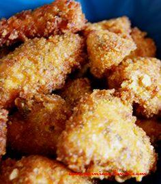 Nuggets de poulet aux céréales
