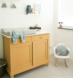 Moderne babykamer | Kinderkamerstylist