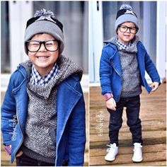 34 Babies Who Are Killing The Fashion Game