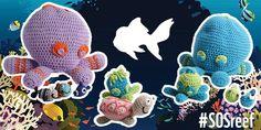 Häkel-Demonstration für das Great Barrier Reef © Thinkstock / WWF