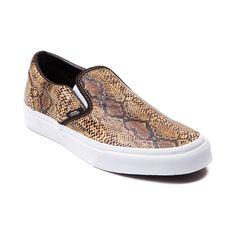 Shop For Vans Slip On Leather Skate Shoe In Black