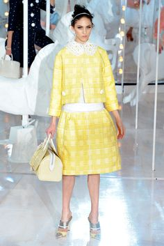 Spring 2012 Ready-to-Wear - Louis Vuitton