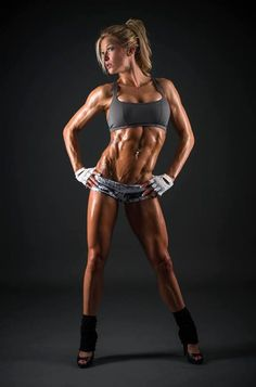 Fit girls.  Gym addicts hotties.