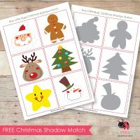 FREE CHRISTMAS SHADOW MATCH ICON